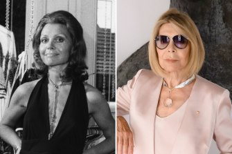 Carla Zampatti has been remembered as an elegant trailblazer who thrived on her work.