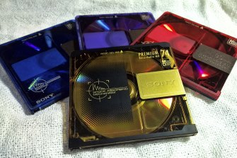 For a brief period, MiniDiscs looked like they would be the future.