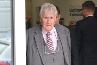 Dr Richard Reid in October 2019.