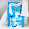 Perth doctor's 'happy bowel' guide adds big load of fans at writers' week