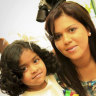 Manik Suriaaratchi and her 10-year-old daughter Alexandria were killed in the blast at the church in Negombo, Sri Lanka.