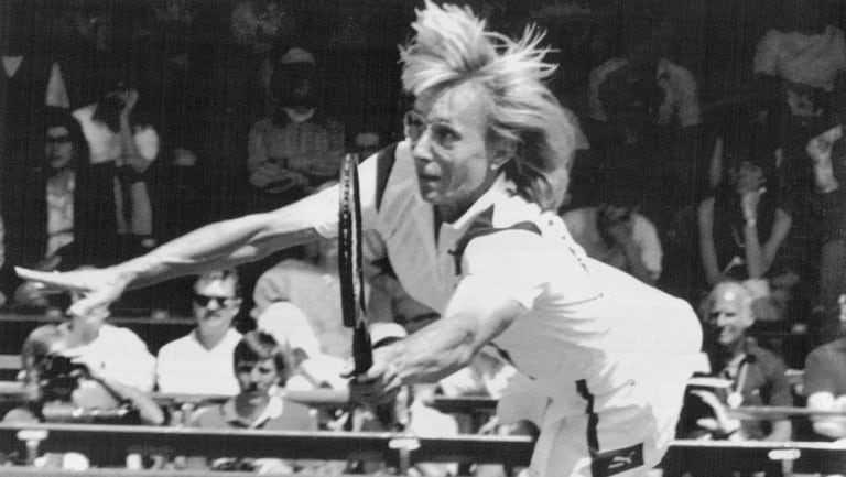 Martina Navratilova said Williams should have showed more respect for the game they both love.