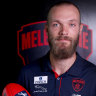 Max Gawn, then and now.