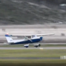 'This is my first lesson': Trainee pilot makes emergency landing