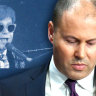 It's getting absurd: Josh Frydenberg's struggle with one little word