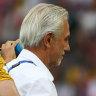 Bert Van Marwijk rues Socceroos lack of goalscorer and poor luck