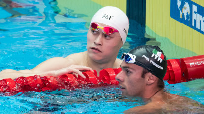 Sun Yang faces tough road as he lodges final appeal to save career