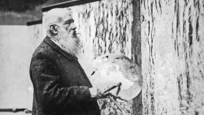 On the trail of the mentors who made an impression on Claude Monet