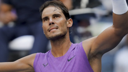 Nadal uses Perth to finetune chase for Fed's grand slam record