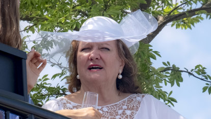 Rinehart family dispute puts $2b dividend bonanza on hold