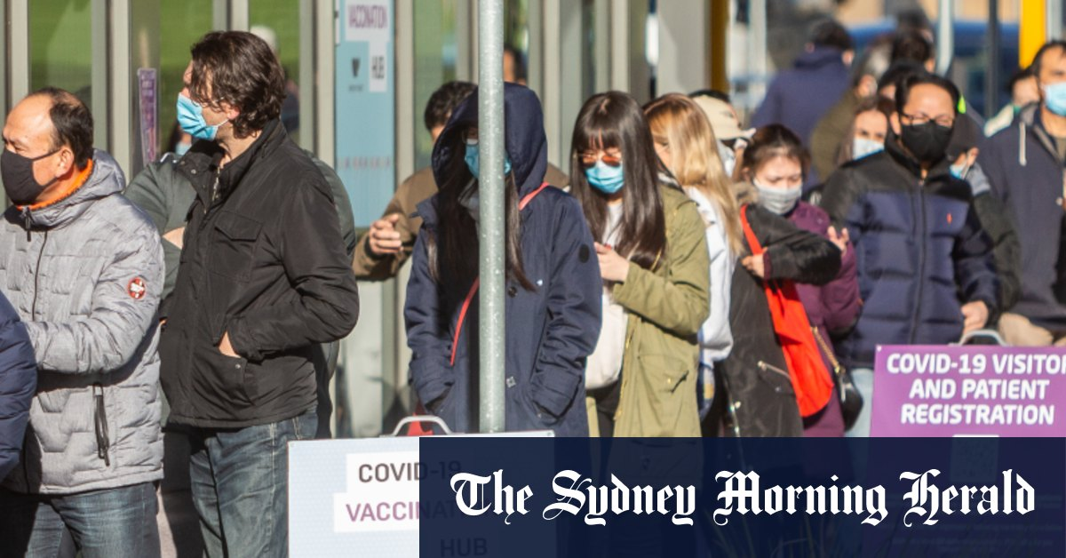 Startup offers to step in as Victoria waits for online COVID vaccine bookings site