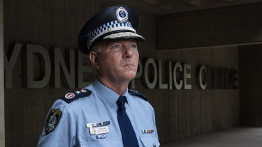 Police Commissioner Mick Fuller has issued a stark warning to Sydney's cocaine users.
