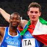 'Four Ferraris': Italian sprint kings add relay to glittering Olympic haul