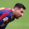 Police raid Barca offices over alleged Messi smear plot