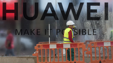 Huawei's technology has come under increasing scrutiny in the West.