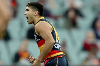 Delisted Crow Tyson Stengle.