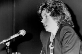 Jenny Acton was the advocate in the equal pay case for nurses in 1986-87, and later a senior deputy president of the Fair Work Commission.