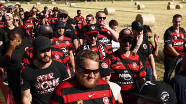 Griffin says the Wanderers should be the model for new A-League clubs.