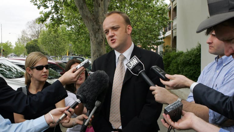 Erik Locke, former chief of staff to Deputy Premier Roger Cook, is claiming he has been cleared by an independent inquiry into bullying allegations.