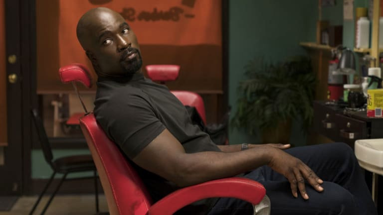 Mike Colter in a scene from Marvel's Luke Cage. The second season premiered on June 22.