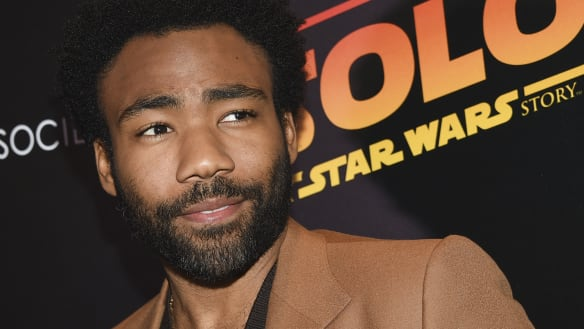 This is Bespin: Donald Glover confirms Lando Calrissian's pansexuality