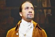 Lin Manuel Miranda created Hamilton and starred as Alexander Hamilton in the show.