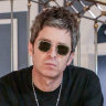 Noel Gallagher flying high as tour begins