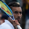Fewer donations to NK Foundation when Kyrgios in trouble, but tide is turning
