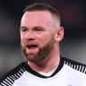 Rooney has instant impact for Derby in Championship debut