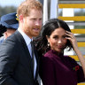 We can't wait to come back: Duke and Duchess leave Australia for New Zealand