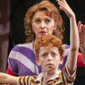 Slick and fast-moving, Billy Elliot returns for another pirouette