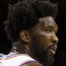 Embiid scoreless as 76ers fall to Raptors