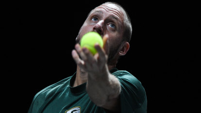 'I was viewed as a pirate': Sandgren on becoming face of Open COVID chaos