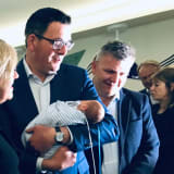 Baxter the future? ALP pledges $100m for Geelong maternity hospital