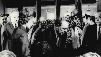 From the Archives, 1971: Huge crowds honour dead cosmonauts in Moscow