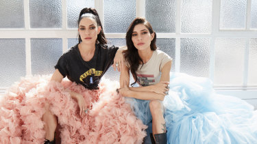 The Veronicas star in new MTV reality series The Veronicas: Blood Is for Life.