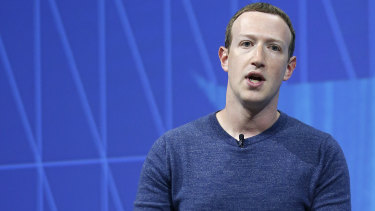 """""""Tough decision"""": Facebook CEO Mark Zuckerberg has defended his decision to not do anything about President Donald Trump's inflammatory posts."""