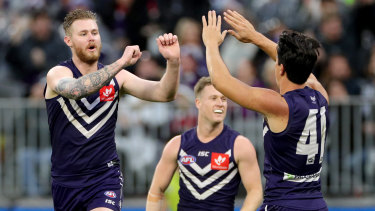 Cam McCarthy caused chaos for the opposition when on his game last season and is pivotal for Freo in 2020.