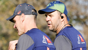 End of an era: Michael Cheika has had his chance, regardless of what transpires in Japan.