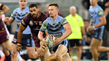 NSW hooker Damien Cook will be lethal under the new six-to-go rule in Origin I, says Andrew Johns.