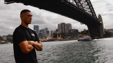 Australian boxer Jai Opetaia is mapping an ambitious course to the top of world boxing.