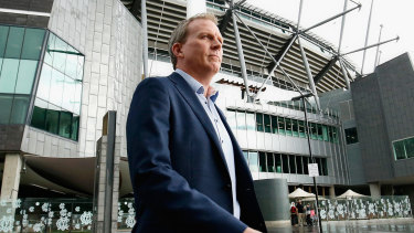 Kevin Roberts lost his job as Cricket Australia chief executive in June after weeks of turmoil.