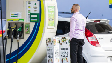 A spike in petrol prices accounted for half of the 0.6 per cent lift in Australia's inflation rate in the June quarter.
