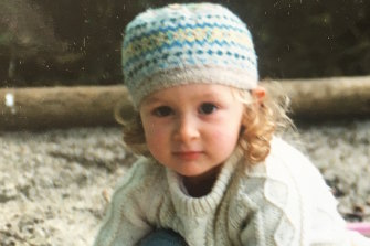 Anika has always been a fan of Australian wool.