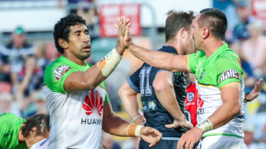 Raiders prop Sia Soliola says the team is gaining confidence from closing out games.