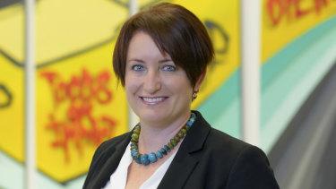 Facebook Australia head of policy Mia Garlick.