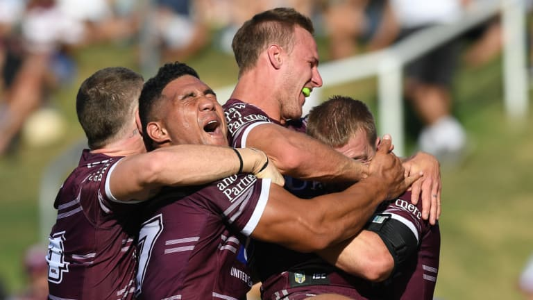 Hot property: A Qatari consortium is attempting to buy Manly from the Penn family.