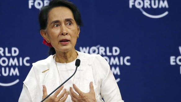 No surprises, but Aung San Suu Kyi shocks with comments on Rohingya