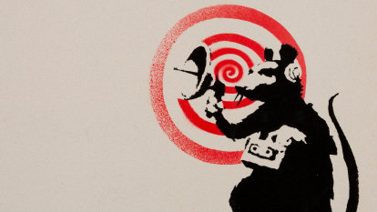 Anonymity hurts Banksy as he loses copyright fight with greeting card company