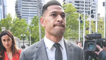 NSW board accepts complaint against Folau